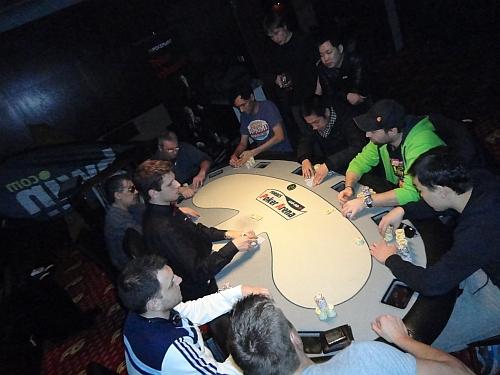 Hung truong poker