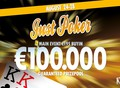JUST POKER! Festival garantující €100.000 při buyinu €195 +€37K GTD v Side Eventech!