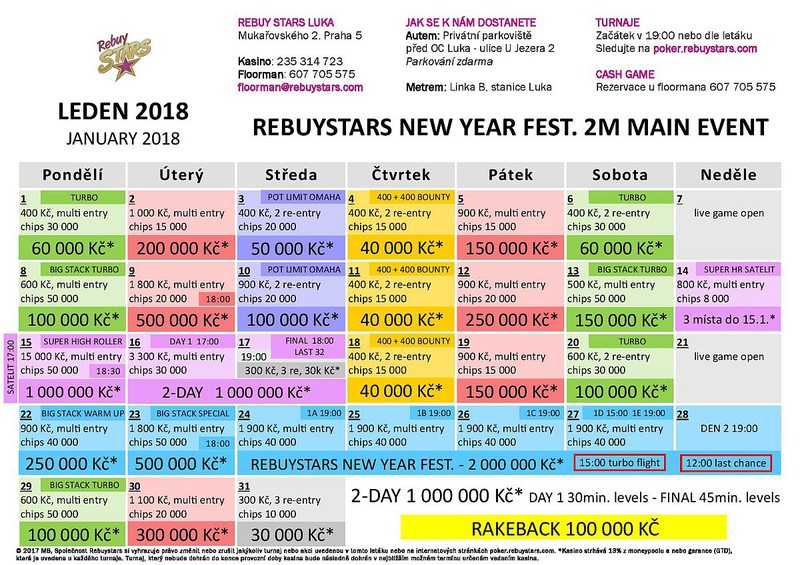 RebuyStarsCasinoLuka_ScheduleTournament_1_2018